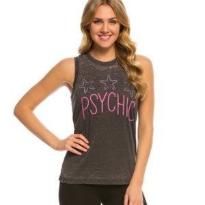 Chaser Psychic tank top sz XS